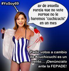 Redes sociales se burlan de Josefina Vazquez Mota por invitar a las mujeres a que condicionen sexo por voto