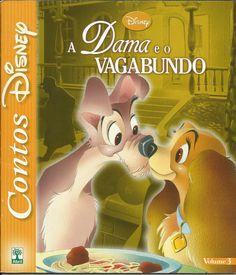 https://flic.kr/p/nMBJME | Contos Disney Dama e o Vagabundo Editora Abril | Tradução