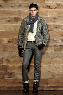 Todd Snyder Fall 2012