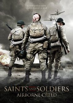 Saints and Soldiers: Airborne Creed - Christian Movie/Film on DVD/Blu-ray. http://www.christianfilmdatabase.com/review/saints-and-soldiers-airborne-creed/