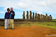 With its Moai Statues & mysterious Birdman, Easter Island is nothing short of an inspiring experience! Us Travel, Places To Travel, Travel Guide, Chile Tours, Passport Services, In Patagonia, Easter Island, Plan Your Trip, Rafting