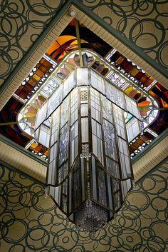 nouveau-deco:  Bibliothèque Carnegie de Reims by Reims Tourisme on Flickr