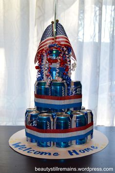 """beer cake 
