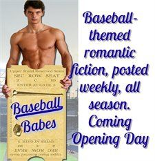 Week 2 - I know I write romance, and one of books features a hero who is a former major league baseball player, and at least two of my heroines in the Patience Series love the sport, but...  http://www.jennifersimpkins.net/1/post/2013/04/baseball-babes.html