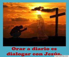 Dialoga con Jesús