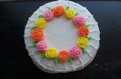 cake decoration with buttercream - Google Search