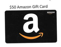 #Coupons #GiftCards $50.00 Amazon Gift Card GREAT FOR ANNIVERSARY BIRTHDAY HOLIDAY ALL OCCASIONS #Coupons #GiftCards