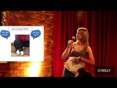Run for Your Life! (Ignite Cardiff 13 - Episode 6 - Amy Sear) - YouTube