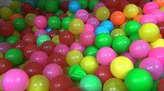 Play colorful balls