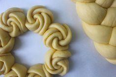 Υπέροχα σχήματα και σχέδια για να φτιάξεις πρωτότυπα πασχαλινά τσουρέκια!