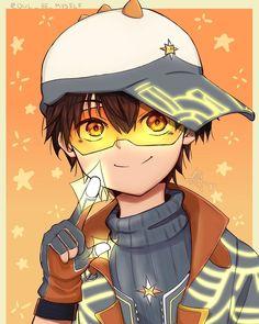 Boboiboy Anime, Anime Kiss, Anime Couples Manga, Cute Anime Couples, Anime Chibi, Anime Art, Anime Galaxy, Boboiboy Galaxy, Comic Face