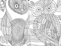 The Mindfulness Coloring Book Anti Stress Art Therapy For Busy People Volume 2