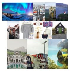 """Going to Reykjavik, Iceland"" by bowhunter1498702 ❤ liked on Polyvore featuring J.Crew, Converse, Bric's, Vera Bradley, Longchamp, Kate Spade, Daniel Wellington and Sarah Chloe"