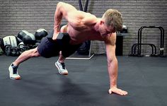 The Mini-Workout Will Blast Your Abs, Shoulders, and Arms All At Once http://www.menshealth.com/fitness/best-pushup-and-row-finisher-workout-men