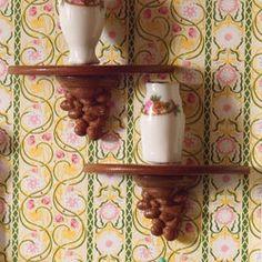 Small Shelves,(PR), 2 pcs