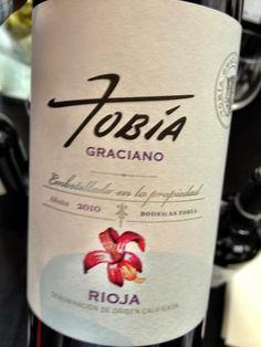 El Alma del Vino.: Bodegas Tobía Graciano 2010.
