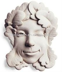 Clay Face Sculptures | ... Face - Buy Resin Relief Sculptures,Clay Face Sculptures,Resin Face