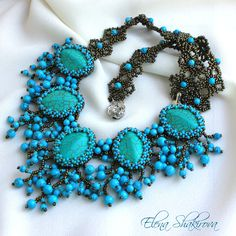 turquoise necklace € 50
