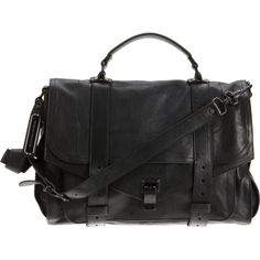 Proenza Schouler PS1 Large Leather Limited Edition at Barneys.com