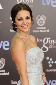 Goyas 2014 - Paula Echevarría