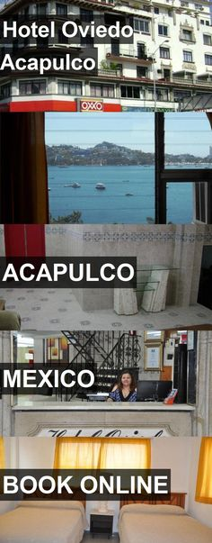 Hotel Hotel Oviedo Acapulco in Acapulco, Mexico. For more information, photos, reviews and best prices please follow the link. #Mexico #Acapulco #HotelOviedoAcapulco #hotel #travel #vacation