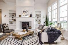 44 Inspiring Modern Open Living Room Design Ideas