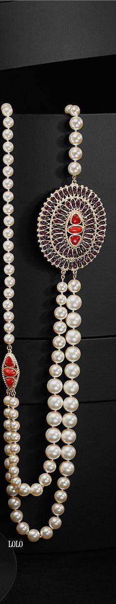 ~Chanel Métiers d'Art Paris-Dallas Collection   The House of Beccaria