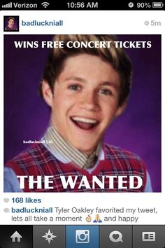 Hahaha the wanted