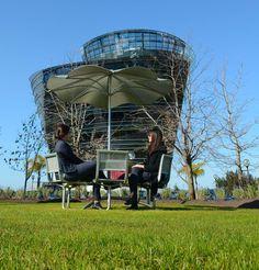 Take a break at Zonamerica.