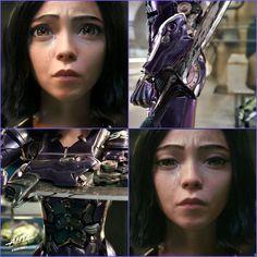 Battle Angel Alita, Wonder Woman, Superhero, Robots, Fictional Characters, Women, Art, Angels, French Tips