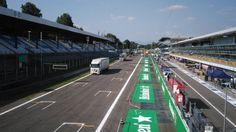 Italian Grand Prix: Weekend Schedule
