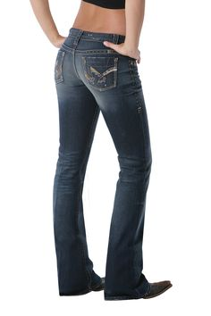 Cruel Girl Jeans Shawna ~ I have these and LOVE 'em