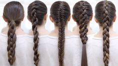 CÓMO HACER LAS MEJORES TRENZAS PASO A PASO | Braid Hairstyles Patry Jordan