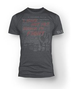 Declaration of Independence - NYBF Shirt - Founders Republic LLC