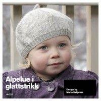 Ravelry: alpelue i glattstrikk : beret pattern by Marte Helgetun Knitting Socks, Baby Knitting, Knitted Hats, Knit Socks, Knitting Designs, Knitting Patterns, Knit Crochet, Crochet Hats, Tea Cozy