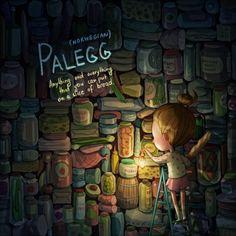 Palegg, do Norueguês: Qualquer coisa que você pode colocar em uma fatia de pão.