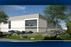 Groupe Constructions Reliance | Projets | Secteur industriel