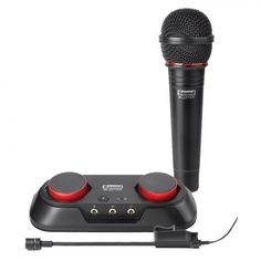 sound blaster r3 usb audio recording and streaming kit (includes microphone)