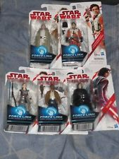 "5 Star Wars Force Link 3.75"" Figures MOC Mint New http://ift.tt/2DsM3UO"