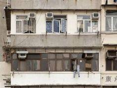Rusty windows in hong kong
