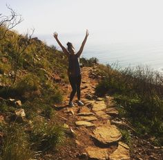 Ascension of lion's head | Cape Town | South Africa, summer 2015
