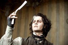 Johnny Depp's Movie Makeovers: Sweeney Todd: The Demon Barber of Fleet Street