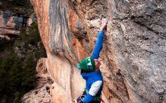 Siurana on I love climbing