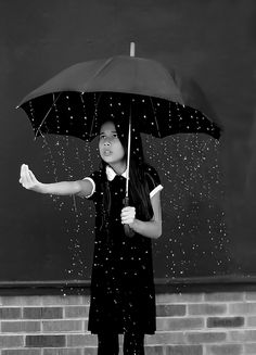 Banksy Umbrella Girl.....this years Halloween costume:)
