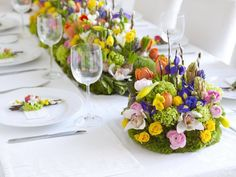 Easter/Spring Tablescape