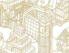 """Check out new work on my @Behance portfolio: """"Cities""""…"""