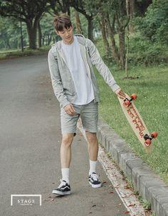 NAM JOO HYUK   STAGE x VISION OF YG
