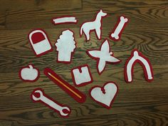Operation game pieces for costume halloween pinterest game felt cut outs for operation game costume solutioingenieria Image collections