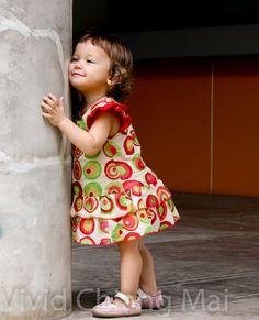 cbaf016bbefcf Baby girl dress toddler dresses cute clothes 12 18 by VividDress, $17.00  Toddler Girl Dresses