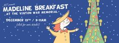 Eat Breakfast with MADELINE!